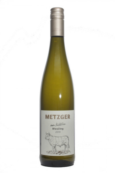Metzger Riesling vom Kalkstein