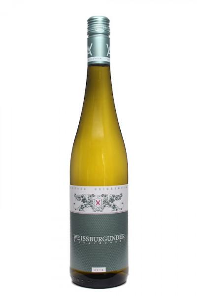 Weingut Andres Weißburgunder & Chardonnay