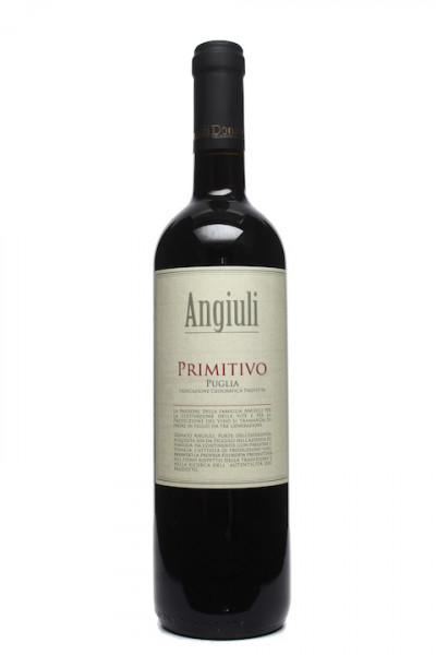 Cantina Angiuli Donato Primitivo Puglia Rosso
