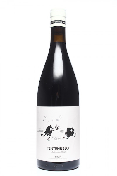 Tentenublo tinto Rioja