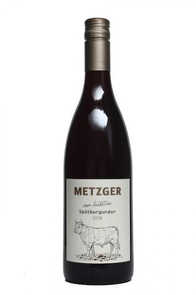 Metzger Spätburgunder vom Kalkstein