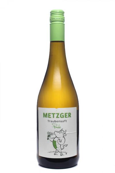 Metzger Traubensaft weiss