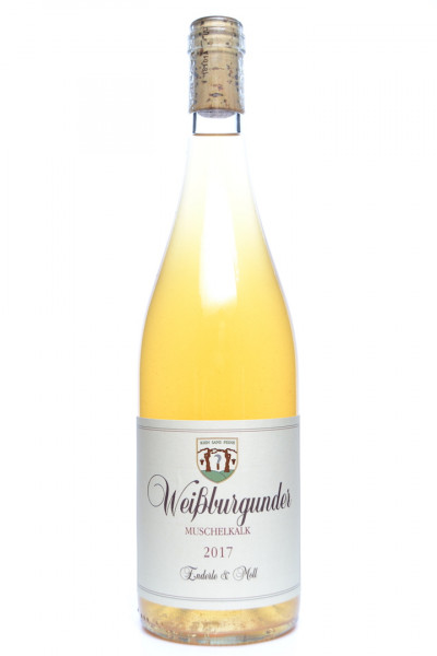 Enderle & Moll Weissburgunder Muschelkalk 2017