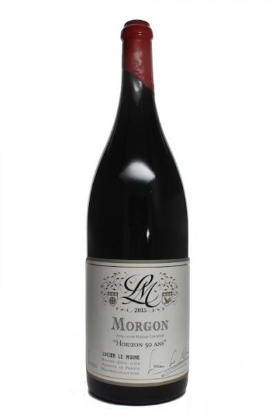 Le Moine Horizon 50 ans Beaujolais Cru Morgon 2015 Doppelmagnum