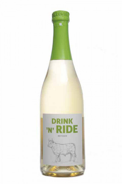 Metzger Drink´n Ride Traubensecco Alkoholfrei