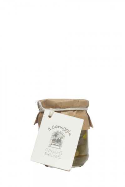 Il Caruggiu Carciofi Delicati Artischockenherzen