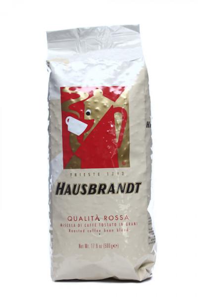 Kaffee Hausbrandt Rosso ganze Bohnen 500 gr.