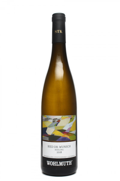 Wohlmuth Riesling Ried Dr. Wunsch 2018