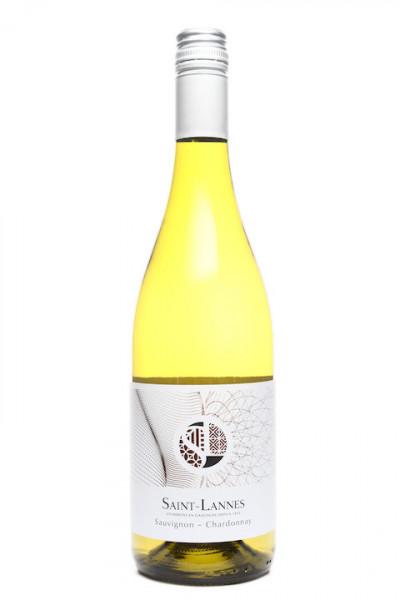 Domaine Saint-Lannes Sauvignon Chardonnay
