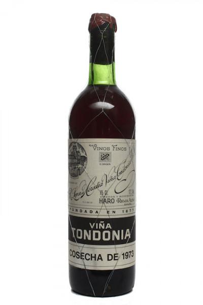 Vina Tondonia Gran Reserva 1973