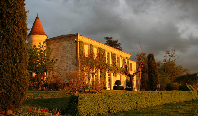 Chateau Troplong- Mondot