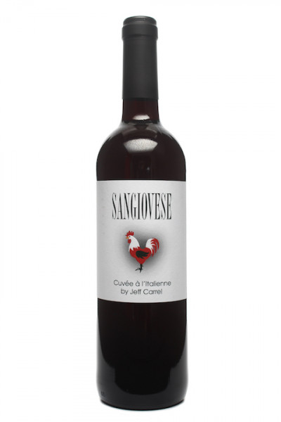 Cuvée a L´Italienne Sangiovese by Jeff Carrel