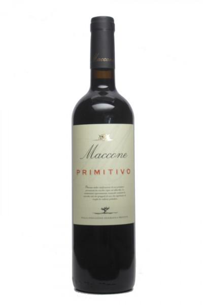 Cantina Angiuli Donato Maccone Primitivo Puglia rosso