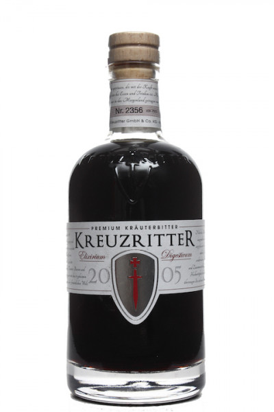 Kreuzritter Premium Kräuter Bitter