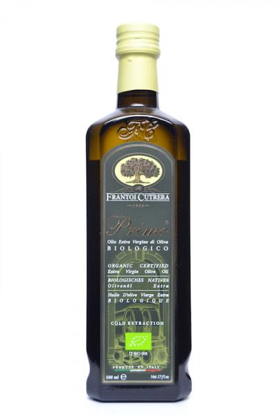 Frantoi Cutrera Primo Olio Extra Vergine Olivenöl Biologico