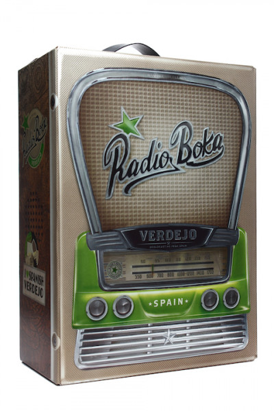 Radio Boka Verdejo Bag in Box 3 Liter