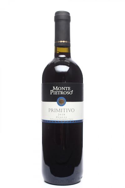 Monte Pietroso Primitivo Puglia IGT