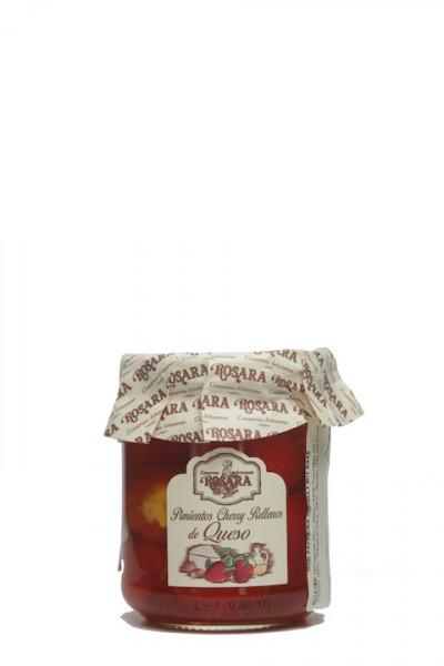 Conservas Rosara Minipaprika gefüllt mit Käse