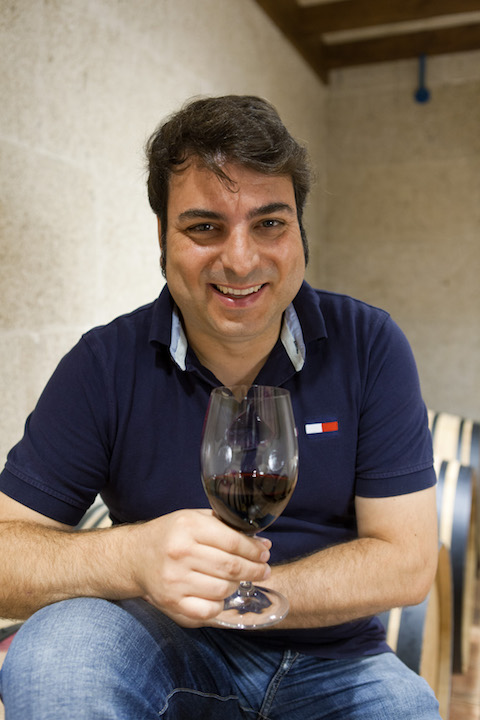 image of Viños de Encostas Xose Lois Sebio