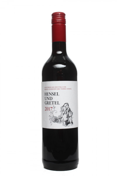 Hensel und Gretel rot