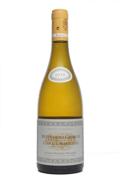 Mugnier Nuits St. Georges Clos de la Marechale blanc 1er Cru 2018