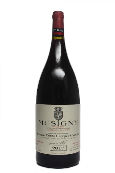 Comte de Vogüé Musigny VV 2017 Magnum