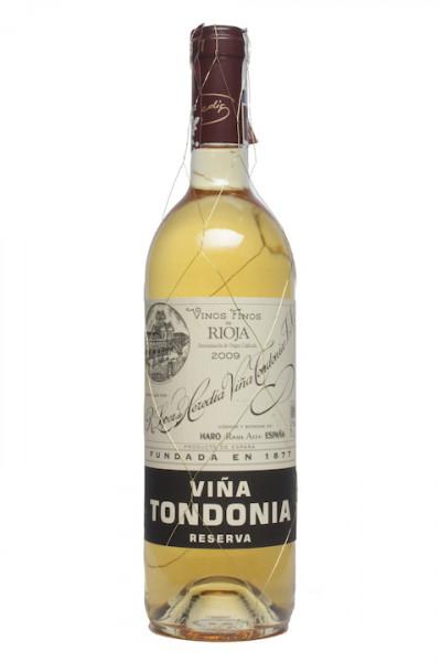 Vina Tondonia Reserva blanco 2009