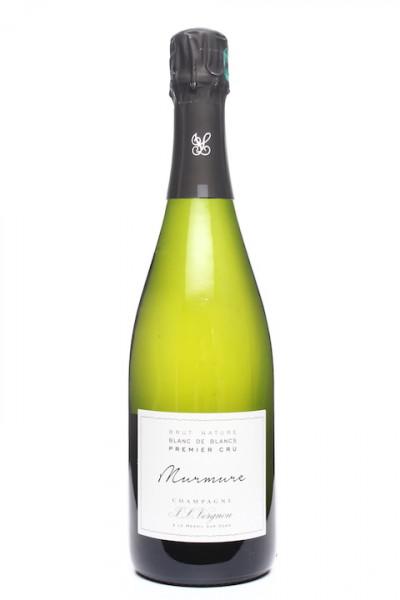 Vergnon Champagne Murmure brut nature Premier Cru