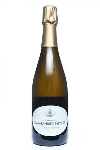 Larmandier-Bernier Champagne Terre de Vertus Non Dosé Premier Cru brut nature