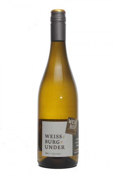 Wein & Hof Weißburgunder QbA trocken