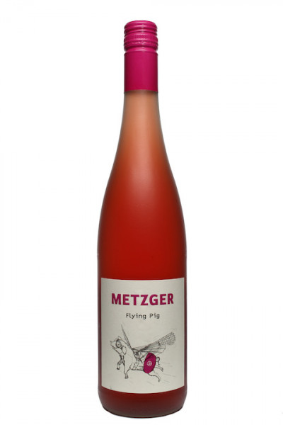 Metzger Flying Pig secco rosé