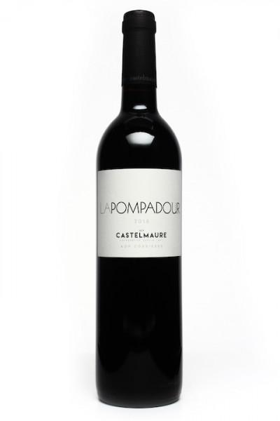 Castelmaure La Pompadour rouge