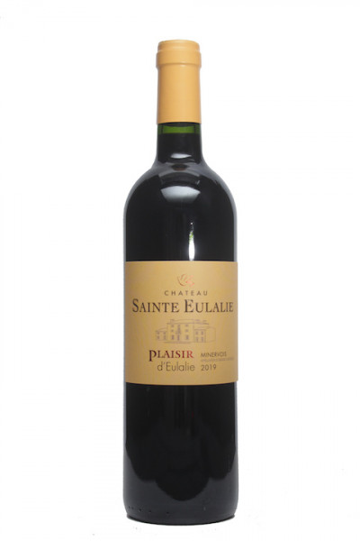 Isabelle Coustal Chateau Sainte Eulalie Plaisir d´Eulalie