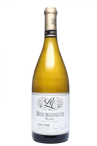 Lucien Le Moine Bourgogne blanc 2016