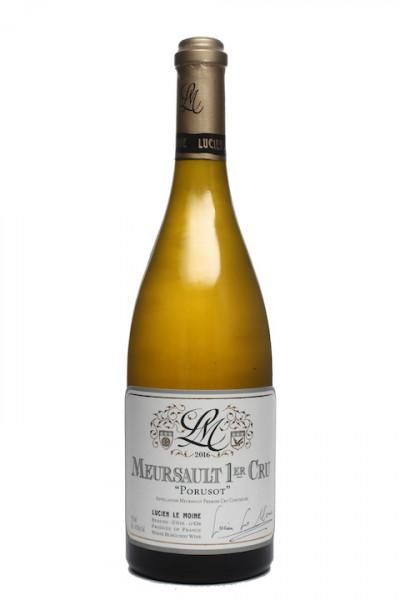 Lucien Le Moine Meursault 1er Cru Porusot 2016
