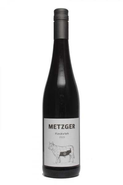 Metzger Fleckvieh mild C