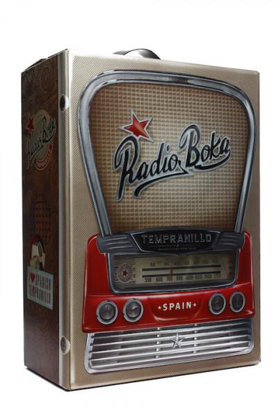 Radio Boka Tempranillo Bag in Box 3 Liter