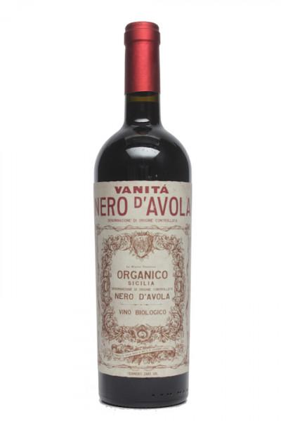 Vanita Nero d' Avola Sicilia Organic