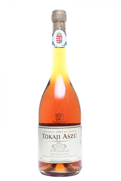 Lázlo Wine Estate Tokaji Aszú 5 Puttonyos 1993