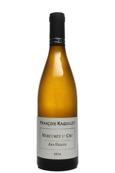 Domaine François Raquillet Mercurey blanc 1er Cru Les Veleys 2016