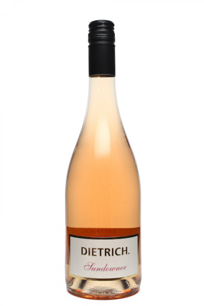 Dietrich Sundowner Perlwein rosé