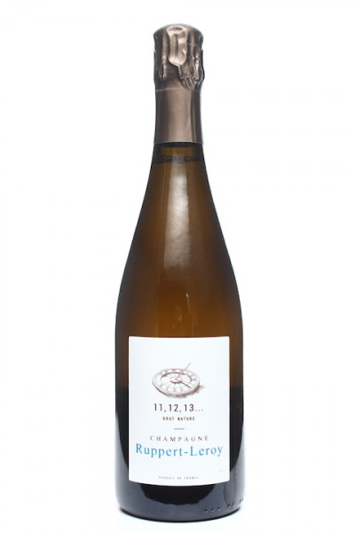 Ruppert-Leroy Champagne 11, 12, 13 brut nature