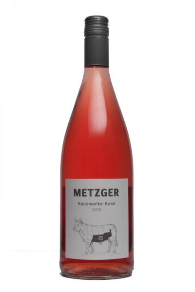 Metzger Hausmarke rose Liter