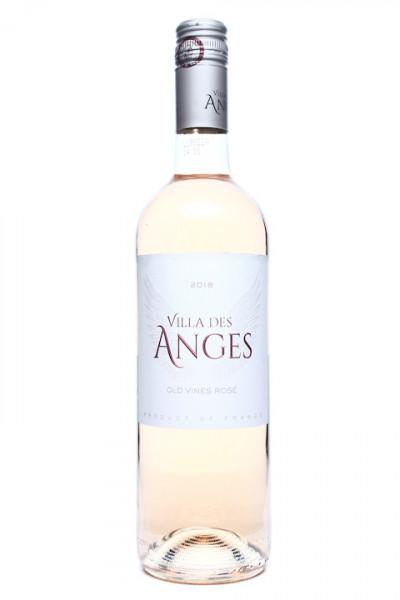 Jeff Carrel Villa des Anges Rose Old vines