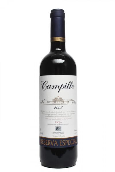 Campillo Reserva Especial 2008