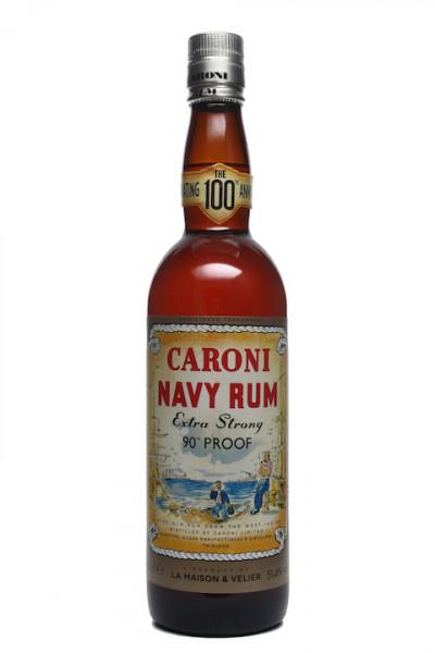 Caroni Navy Rum 100th Anniversary 18 y.o. 90Proof