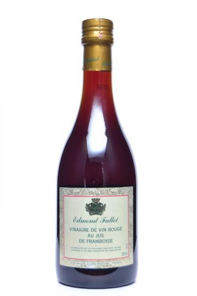 Edmond Fallot Vinaigre de vin rouge au jus de framboise