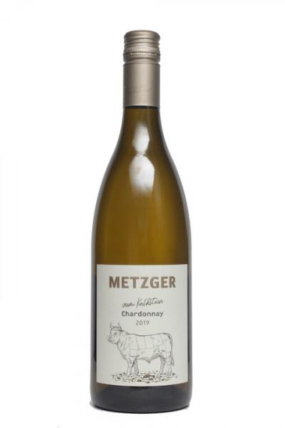 Metzger Chardonnay vom Kalkstein