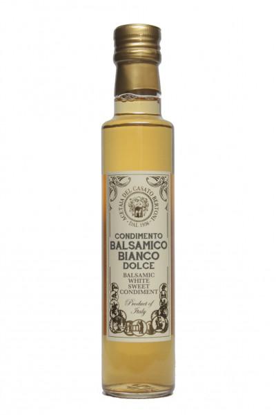 Condimento Balsamico BIANCO dolce 0,250 Liter