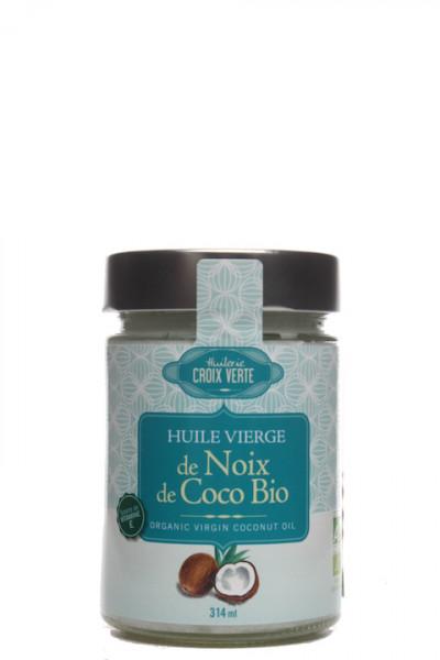 Croix Verte Huile de Noix de Coco Bio